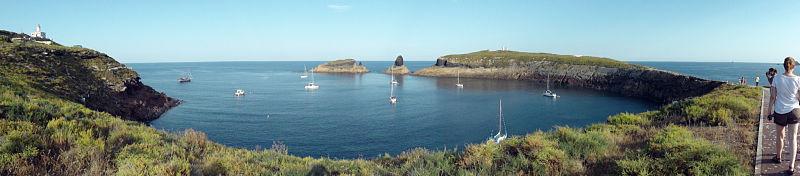 Puerto Tofiño Illes Columbretes